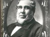 John Hughes, first executive director of the plant